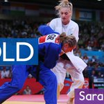 RT @Team_Scotland: Judo Alert - Dominance! Gold for @sarahclark_judo! #GoScotland http://t.co/KRvtiXmhDr