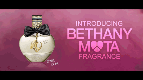 Beyond excited for @BethanyMota's perfume launch! Tweet #aeronow to unlock a special surprise!