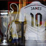 Venta de camisetas de James Rodríguez rompe récord en el Real Madrid http://t.co/OSICt4soP3 http://t.co/uBYRRpNOTP