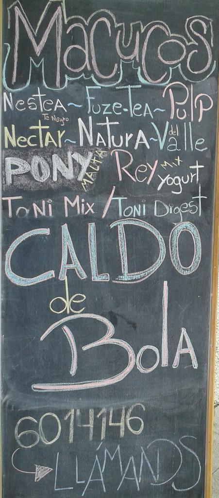 hoy en @Macucoscafe  CALDO DE BOLA  pilas estamos en PADRE AGUIRRE ESQUINA Y MALECON                          MACUCOS http://t.co/OaQj6Kibw6