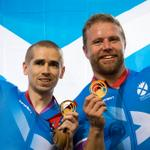 RT @Team_Scotland: Cycling: @neilfachie & @craigmaclean5 make it 5 Golds for Team Scotland! #GoScotland http://t.co/85FXVhwRL4