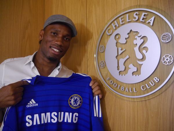 Welcome back, @didierdrogba! http://t.co/WBjRzdFueR #CFC http://t.co/S2lPNYxwwx