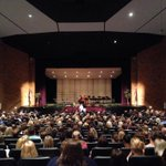 The 2014 Gilbert Public Schools Convocation at Gilbert High School. Welcome teachers to another amazing school year! http://t.co/leArC2zDXS