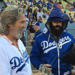 RT @Dodgers: The Dude abides the Beard http://t.co/7qBnKUbBGl
