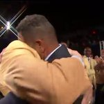 WATCH: Andre Reed hugs Jim Kelly in Canton, officially becomes a Hall of Famer http://t.co/Cwv7plZ230 http://t.co/D1Pj7BXXld