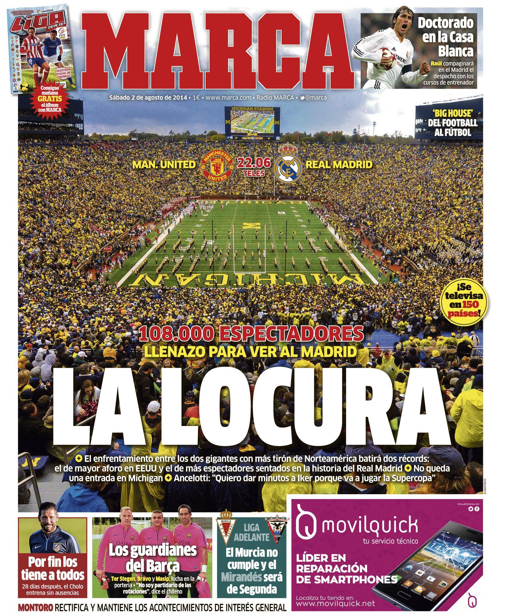 'La locura' #LaPortada http://t.co/kKrw32aL4n