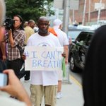 Why Did the NYPD Arrest This Man In Front of His Kids at Eric Garners Funeral? http://t.co/vFpK8nw64E http://t.co/rsiy4rwzHX