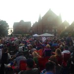 RT @WCPOLibby: The crowd so far. #lumenocity @WCPO http://t.co/HM6Rvb6jx6