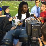 ".@sammywatkins on the @ProFootballHOF game: ""One of our former #Bills will be enshrined. We have to put on a show"" http://t.co/q5LwYizIk2"
