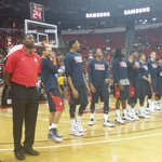 RT @usabasketball: TUNE IN NOW to @espn or log on to http://t.co/8TyD7jIjpi for the 2014 @usabasketball Showcase! http://t.co/ORw34zvbnu