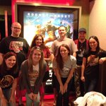 Whos that at the #GuardiansOfTheGalaxy show in Louisville? The @cafepress partner team ... geared up, of course! http://t.co/7q7sGLcM9M