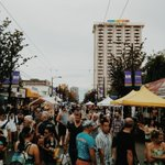 RT @vancouverpride: Davie St is getting busy today! Come join #VanPride, play games, win awesome prizes, and dance!! http://t.co/VFWgQUbStx