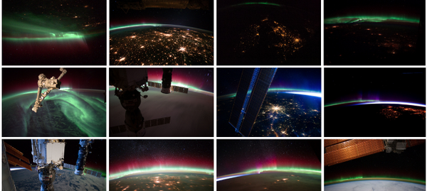 Enjoy this gallery of incredible #Aurora images taken from the perspective of the #ISS: