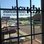 RT @kochcomm: We might have the best view of @h_n_8th. Sorry about ya! #OKCNightMarket http://t.co/kofUjml9ZB