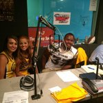 """@USMGoldenEagles: . @SouthernMissFB Alan Howze speaking with @967TheChamp #SMTTT http://t.co/Tt5ybiU9li"" Proud of Alan & these young ladies"