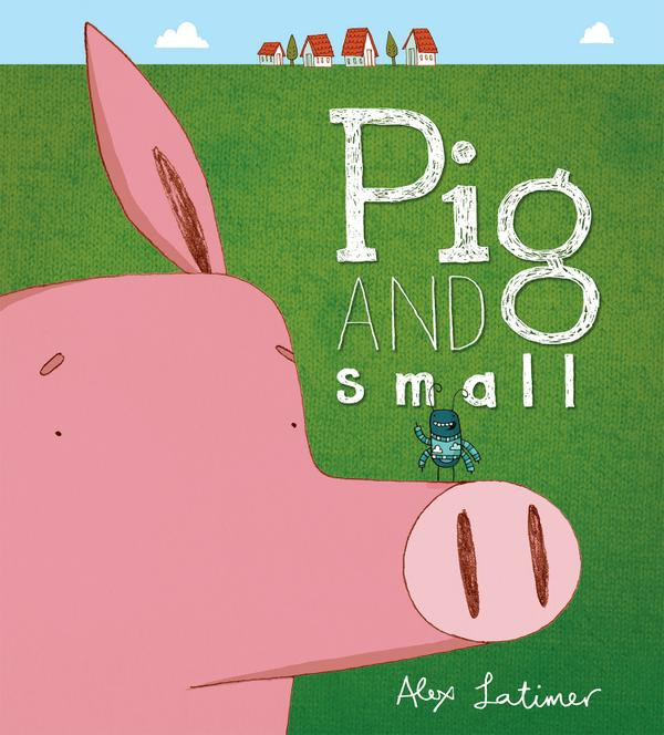 Our very first #FreeBookFriday is live! Enter to win PIG AND SMALL by @almaxlat here ---> http://t.co/nCNDFCUCEF http://t.co/jIahyILQxQ