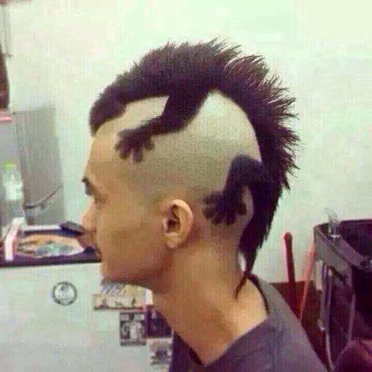 If you think you have a serious mohawk game, you don't. http://t.co/olVIhmcKki