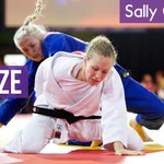 Judo Alert - Yes! The medals keep coming in Judo. Sally Conway (@sconway70) takes Bronze. #GoScotland http://t.co/Cui37x0iZh
