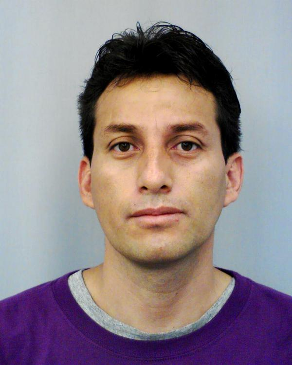UDel grad student Javier Mendiola-Soto, 38, of Mexico charged with putting hidden video cameras in campus bathrooms. http://pic.twitter.com/yjohJQsADI