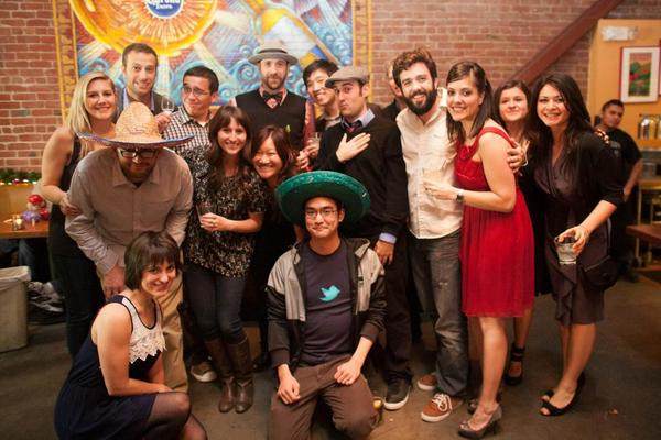 Four amazing years @Twitter. http://t.co/if8QCJprGv