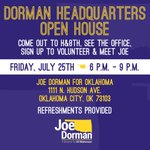 RT @Dorman2014: When you head down to @h_n_8th this evening, come by our Headquarters Open House! RSVP here: https://t.co/ojGeVy3xLJ http://t.co/cWjrOQ4LId