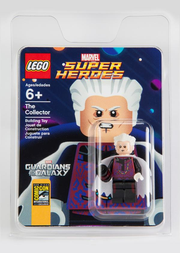 """Not at @Comic_Con? RT for chance at #LEGOSDCC exclusive @Marvel #SuperHeroes """"The Collector""""  http://t.co/CYHPfs0kmm http://t.co/IWRDEx27vz"""