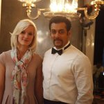 ♥_♥ @BeingSalmanKhans Hotness reaches another level with his french beard *___* http://t.co/Aa62o8MSlQ