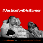 RT @ColorOfChange: No one should be choked to death during an arrest by @NYPDnews. #JusticeforEricGarner now: http://t.co/CEksDOy0OV http://t.co/gNvZA6PN8A