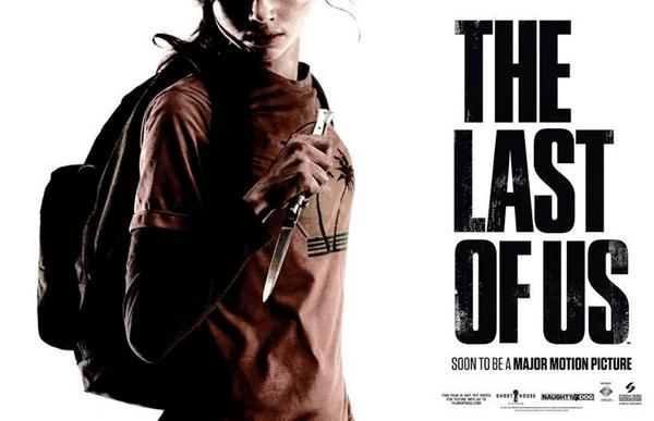 Check out the special #SDCC limited edition poster for #TheLastOfUsMovie. Who caught the secret panel with Sam Raimi? http://t.co/90DEkjkeIg