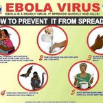 RT @VirtualClinicNG: And how do we avoid getting infected with the #Ebola virus? This picture should help. http://t.co/fXsna5MGDA