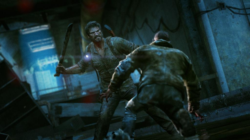 The Last Of Us Remastered Matchmaking Lento