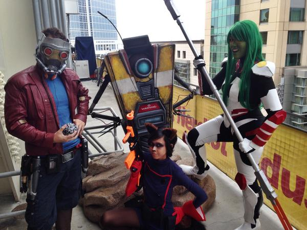 """""""They call themselves the @Guardians of the #Borderlands."""" http://t.co/IxiCwJ5ZuJ"""
