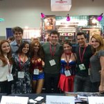 "RT @Necrolectric: Thanks for coming by! ""@April73sf: @Necrolectric #necrolectric amazing cast #SDCC2014 @Comic_Con http://t.co/ZAG5sSz9V5"""