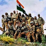 BRAVE HEARTS DO NOT BACK DOWN: India celebrates 15th anniversary of #KargilVijayDiwas today http://t.co/NMxWTP7Qk6