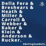 The @bhambells lineup as we get underway against the @CowlitzBBears. #BellinghamBells #BellsCountry http://t.co/6LP144cRch