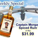 RT @FHWineSpirits: Providence RI - Capt Morgan - 1.75L $31.99 Fed Hill Wine & Spirits 125 Atwells FREE Parking! http://t.co/EOhEZJC2Jx http://t.co/14X4NXbY02