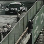 BREAKING: Tagger hanging off overpass has major LA freeway shut down PRT @tarawallis 5 fwy nr Downey Rd before 710 http://t.co/BPB4AXNqQN