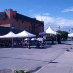 Live music until 7pm in #downtownkamloops on 4th avenue. #Kamloops http://t.co/eyLvPpvlsD