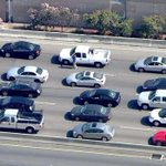 RT @anblanx: Getaway Friday? Yeah, right. 5 Fwy as both directions are shut down for man on overpass http://t.co/qXk497k5K8 http://t.co/ZzpsnsnkPI @NBCLA