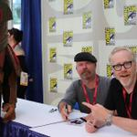 RT @donttrythis: Loved! This! Costume! #sdcc #ComicCon @JamieNoTweet http://t.co/Fc6waZu7y1
