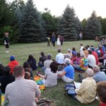 Peterborough Party People in the Park for #duskdancesptbo @PublicEnergyInc http://t.co/ZF67g8GyPi