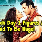 RT @hindifilmnews1: Box Office: Salman Khans #Kick To Come Up With Huge Numbers On Day 1! http://t.co/mJ5HVnK9iE http://t.co/ZRyFQKIfZq