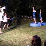 Synchronized #duskdancesptbo Love it @PublicEnergyInc Kids love it too http://t.co/KmmCVTPLyV
