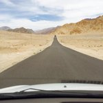 Leh to Kargil...journey goes on.... http://t.co/bWiuEfsab6