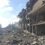 RT @nmoawad: RT: @OliverWeiken: The destruction in Beit hanoun #gaza is almost beyond belief http://t.co/O7qOJIKUpB