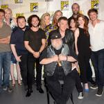 RT @GameOfThrones: 9 Things Learned at the #GoTSDCC Panel: http://t.co/6OnSLG3oN9 #ComicCon #SDCC #SDCC2014 #GameofThrones http://t.co/lrvheuog0x