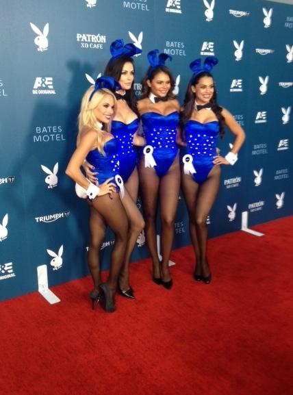 RT : Walk the red carpet with #Playmates to