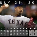 RT @Rangers: RECAP: 4 #Rangers knock in a run to back a strong outing by Jerome Williams in win over A's. http://t.co/7zrDj7Q425 http://t.co/UY8dLf9ooG