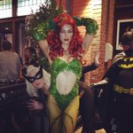 "RT @saybobby: @AdrianneCurry ""@tartDesigns: Its Adrianne Curry as #PoisonIvy! ❤️ #gaslampdistrict #sdcc2014 #sdcc #comiccon2014 http://t.co/j9JT9dPc4P"""