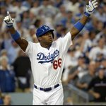 RT to show respect to Yasiel Puig for hitting 3 triples tonight http://t.co/0YIktHY3nw